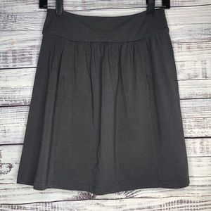 J. Crew Casual Skirt | Black | Size XS
